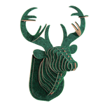 3D figure.  Noble Deer Head (CF) - LLC «Factory of advertising technologies» - Various goods buy wholesale from manufacturer and supplier on UDM.MARKET