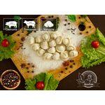 "Dumplings  ""Zimushka"" 0.8 kg - ИП Поздеева Наталья Викторовна - Semi-finished products buy wholesale from manufacturer and supplier on UDM.MARKET"