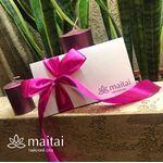 подарочный сертификат сумму 2600 рублей - тайский спа МайТай - Здоровье и Красота купить оптом от производителя на UDM.MARKET