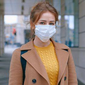 """Medical disposable three-layer face masks """"Breathable"""" - HOTHELP - Apparel, Textiles, Fashion Accessories & Jewelry buy wholesale from manufacturer and supplier on UDM.MARKET"""