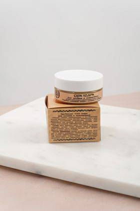 """Eco-balm ALTYN BAI """"Power of cedar"""" for joints and spine, 50 ml. - АЛТАЙ БАЙ/ALTAY BAY - Health & Beauty buy wholesale from manufacturer and supplier on UDM.MARKET"""